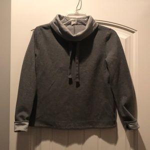 J Crew reversible sweatshirt